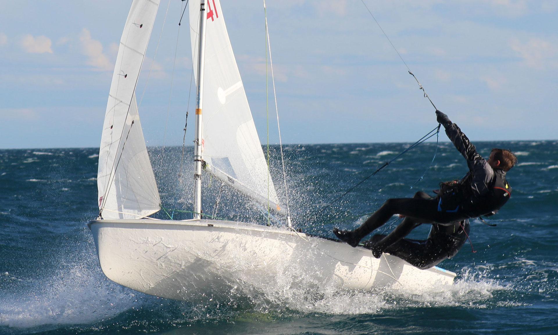 SAILING CAMP NR 2:     Golden Boost sailing camp