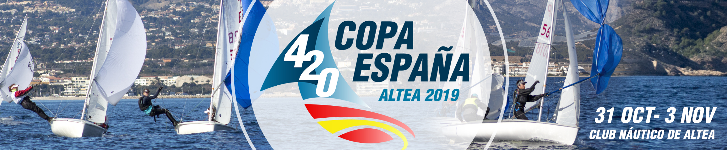 SAILING CAMP NR 1:     Spanish Cup Regatta – Altea