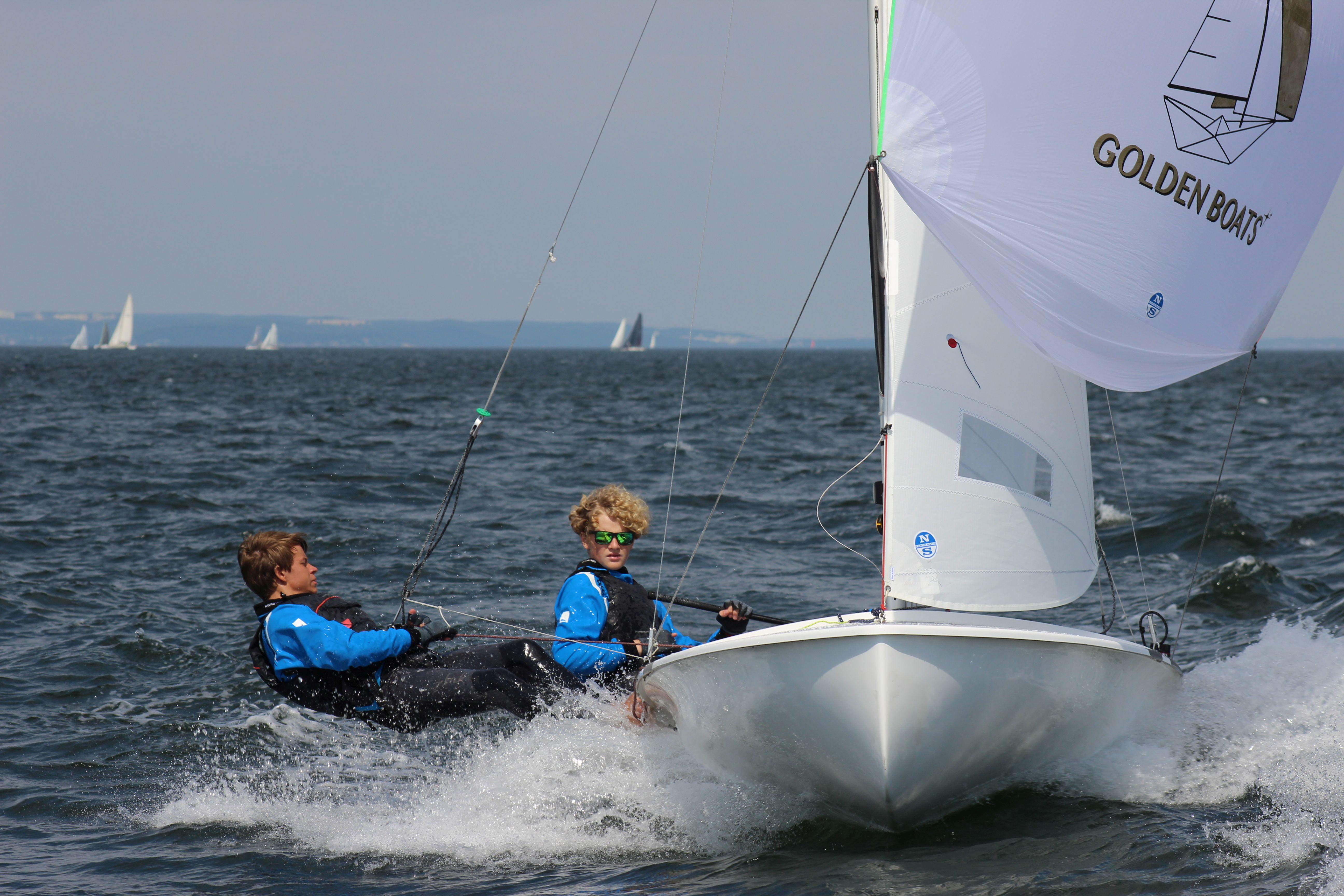 SAILING CAMP NR 8: Gdansk Bay
